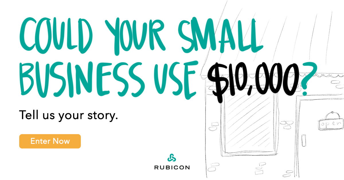 Tell us your story - Rubicon