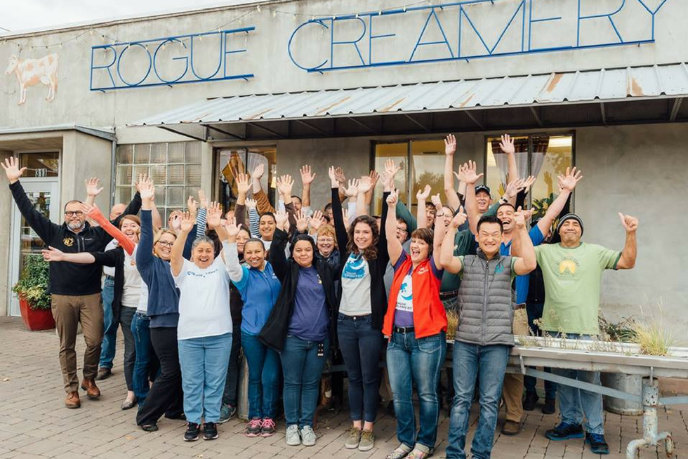 Rogue Creamery - Point, Oregon