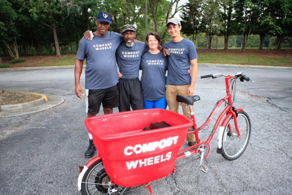 Compost Wheels - Georgia