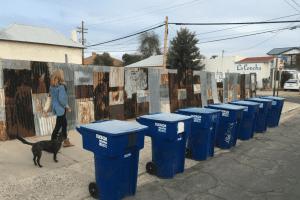 Rubicon Alumni Spotlight Katherine Huded Recycling