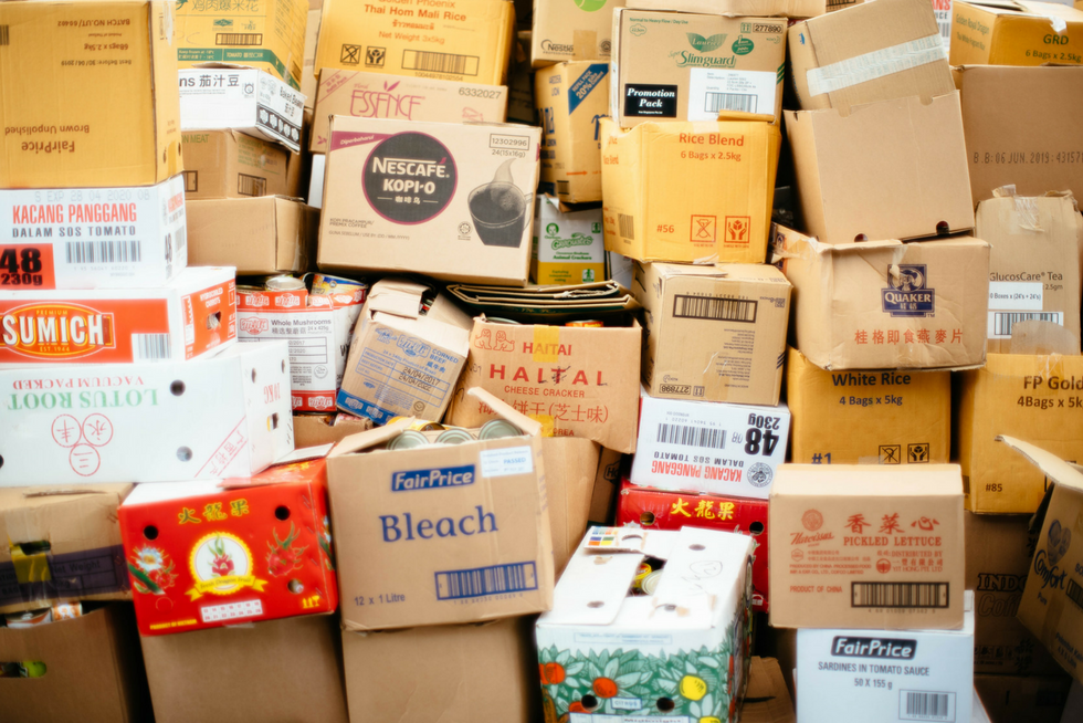 Recycle Cardboard FAQ Ashby