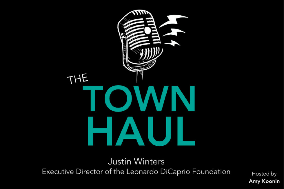 Key Takeaways from the Leonardo DiCaprio Foundation's Justin Winters