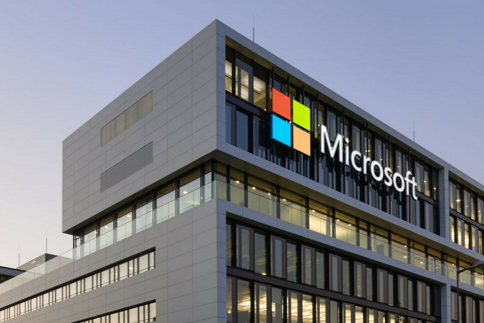 Microsoft Campus keeps 90% of waste out of landfills