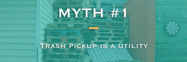 Waste Myth #1 from Rubicon