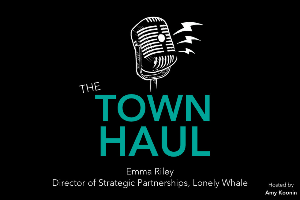 Rubicon Podcast Recap Lonely Whale Emma Riley Oceans Day