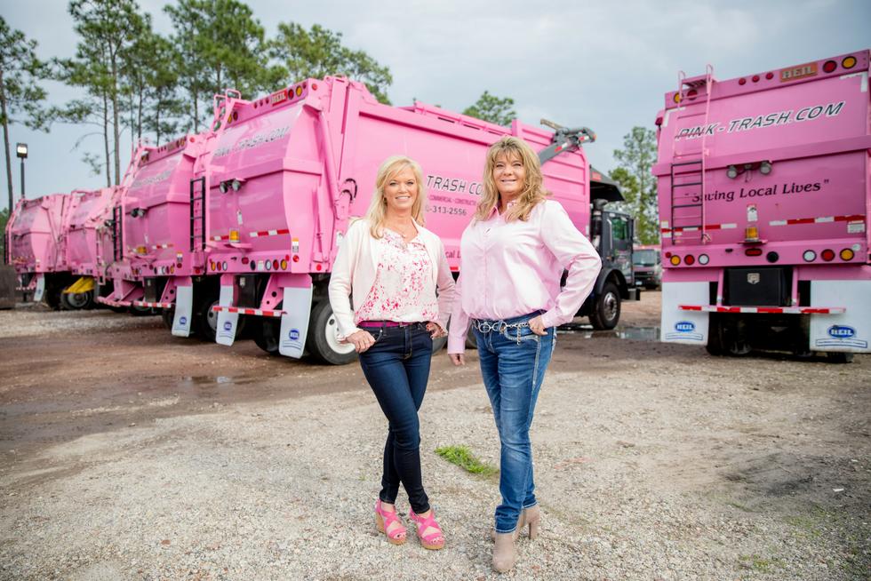 Pink Trash - Haulers