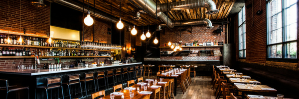 insides the Rolf & Daughters - Nashville restaurant