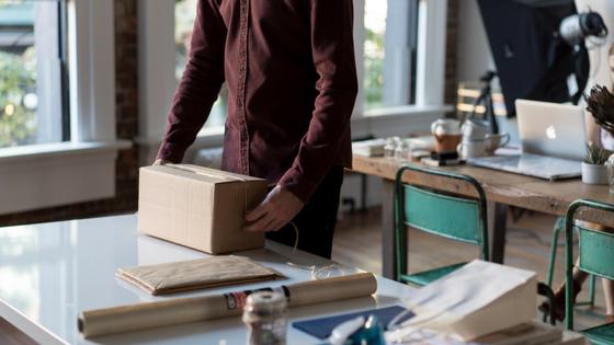 Small Business Challenge 1 - E-commerce vs. In-store