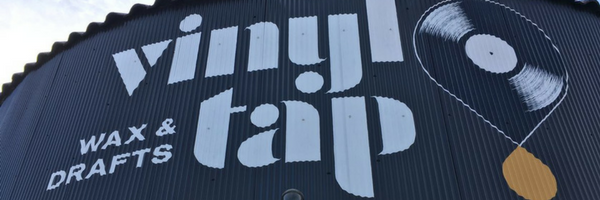 exterior storefront of Vinyl & Tap - Nashville