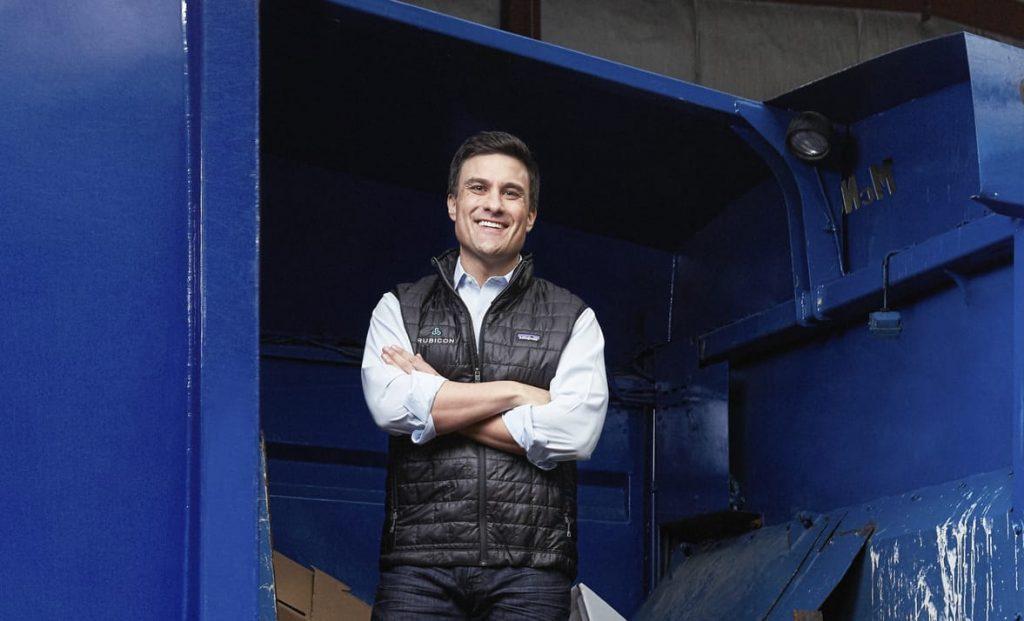 Rubicon CEO Nate Morris