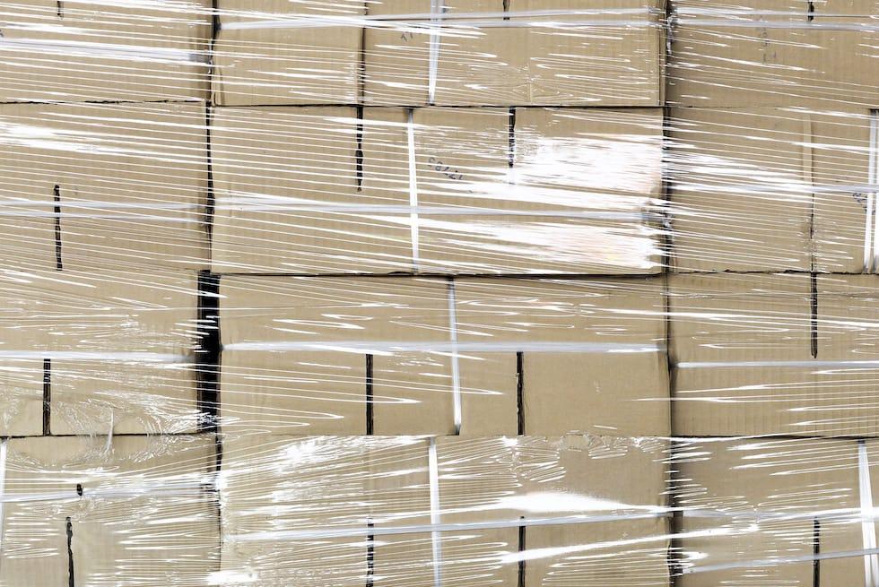 Business's Shrink Wrap
