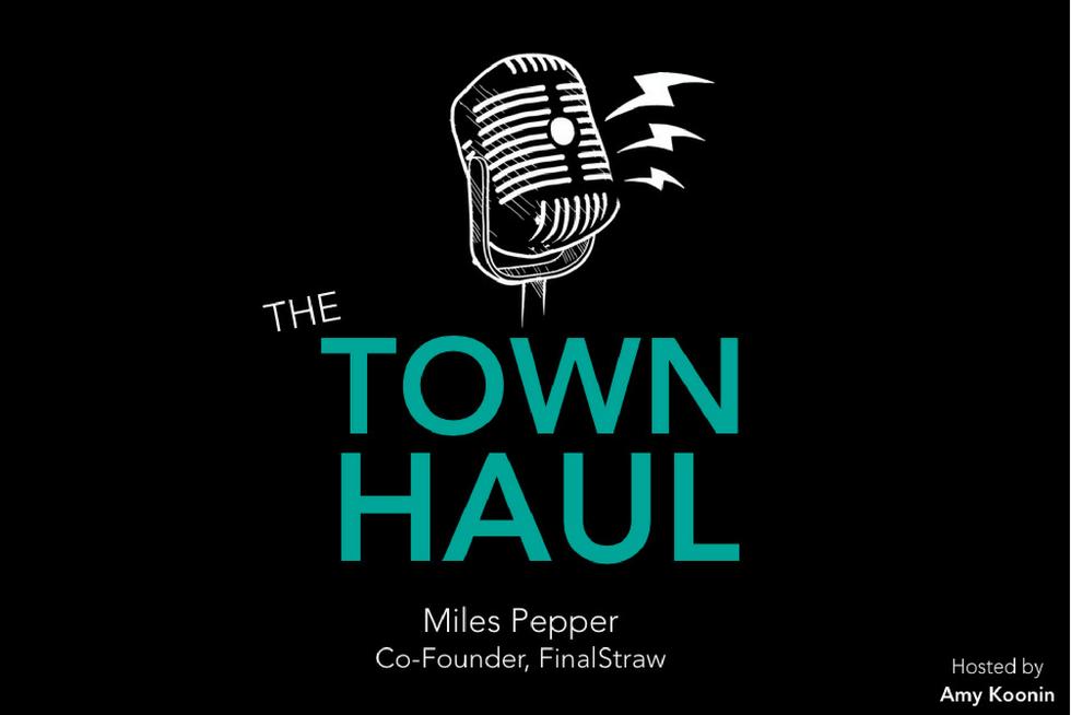 Town Haul Podcast Rubicon Single Use Plastics Final Straw